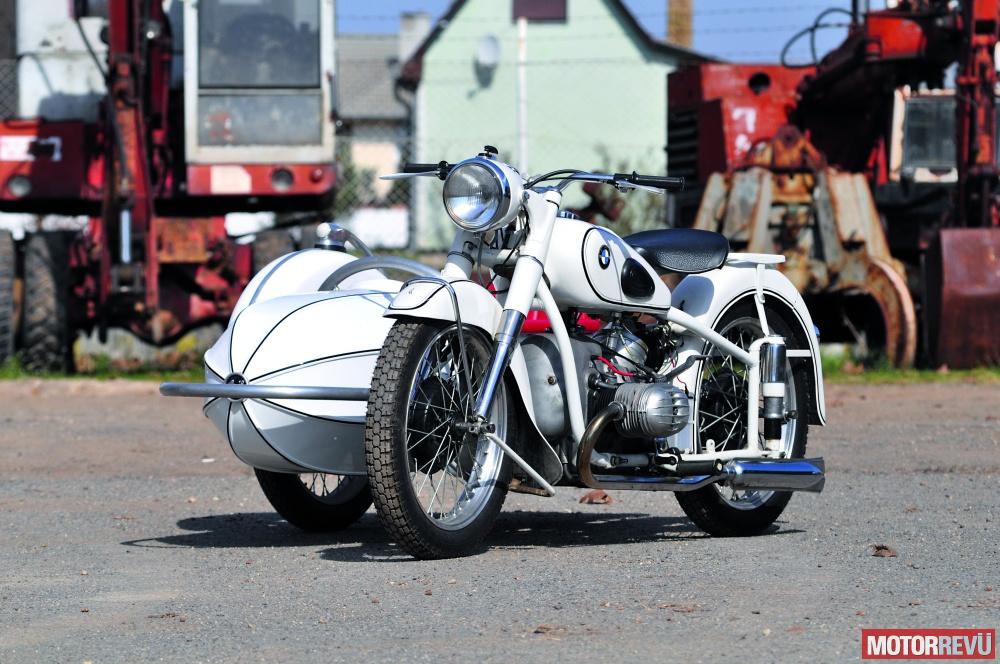 Motorok BMW R51