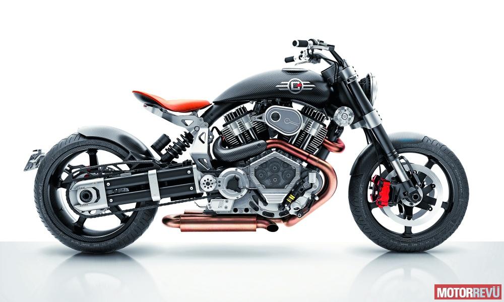 Motorok Confederate Hellcat Speedster