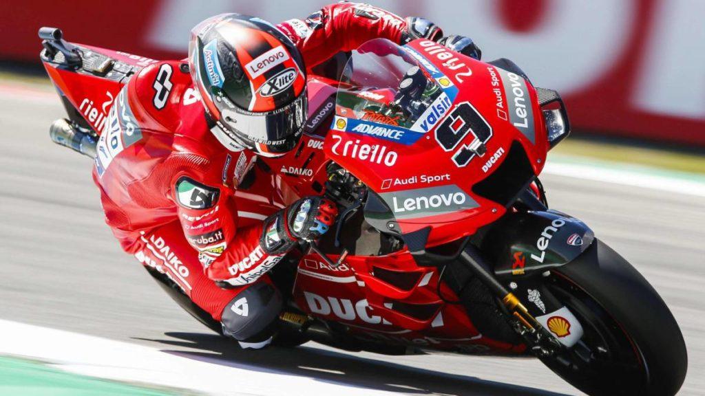 Petrucci távozik a Ducatitól