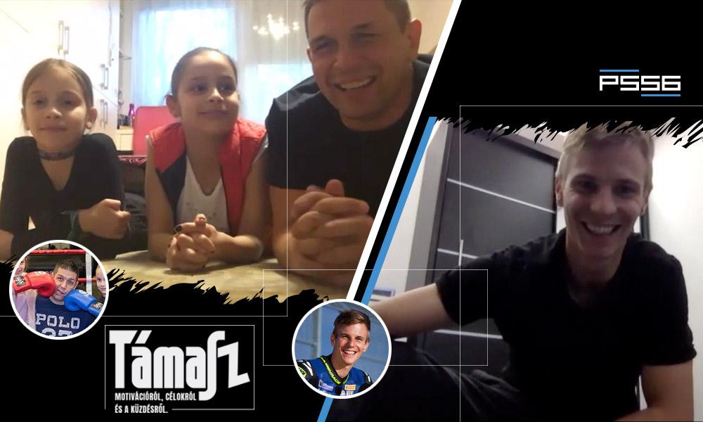 Sebestyén Peti új videó sorozata