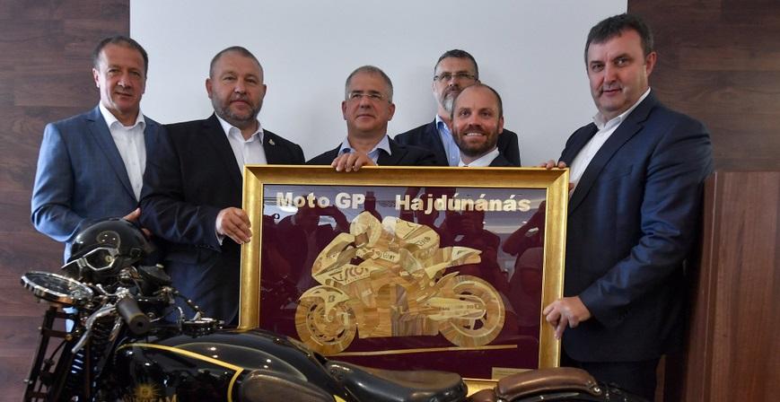 Hajdúnánáson épül a magyar MotoGP-pálya