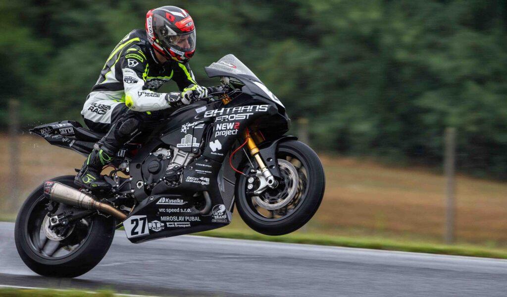 Azonnal futamot nyert Superbike-ban Kovács Bálint