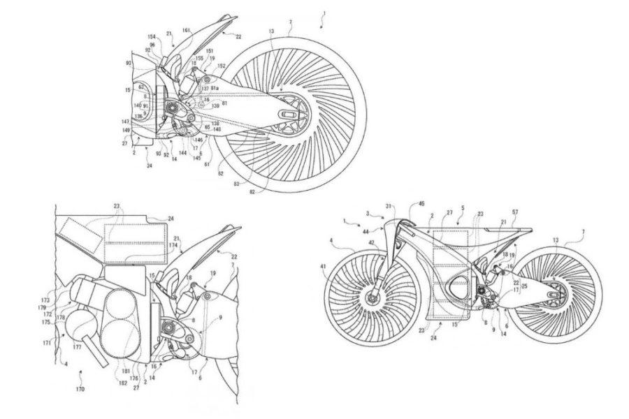 Hibrid koncepció a Suzukitól
