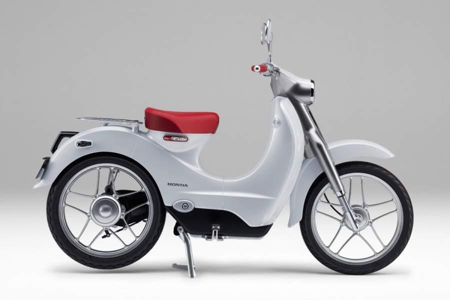 Elektromos Honda Super Cub érkezhet