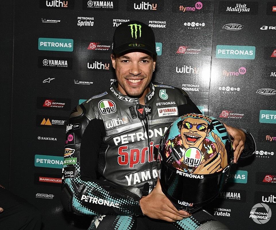 Morbidelli hazai pályán szerezte meg első MotoGP futamgyőzelmét
