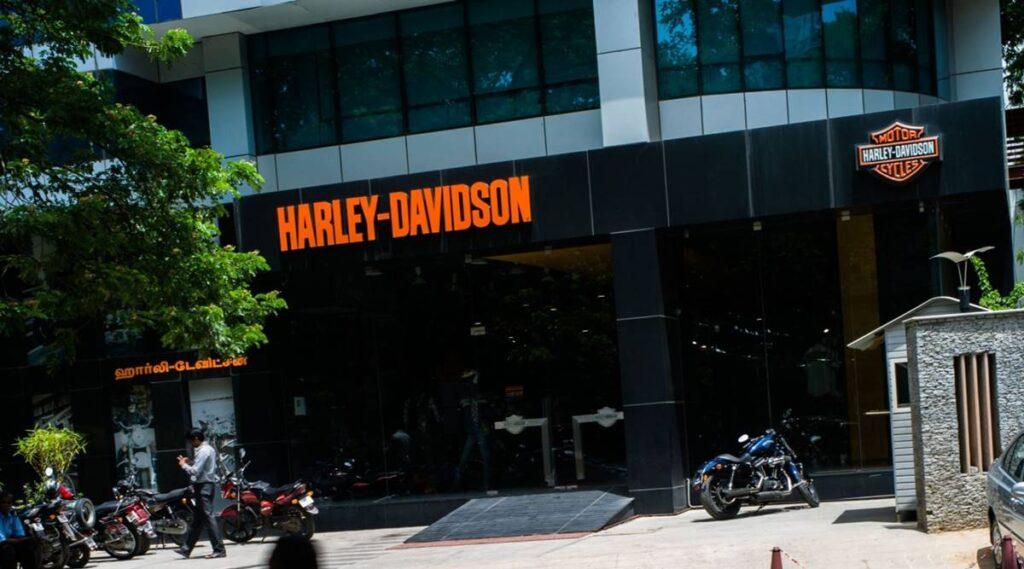 A Harley-Davidson kivonul Indiából
