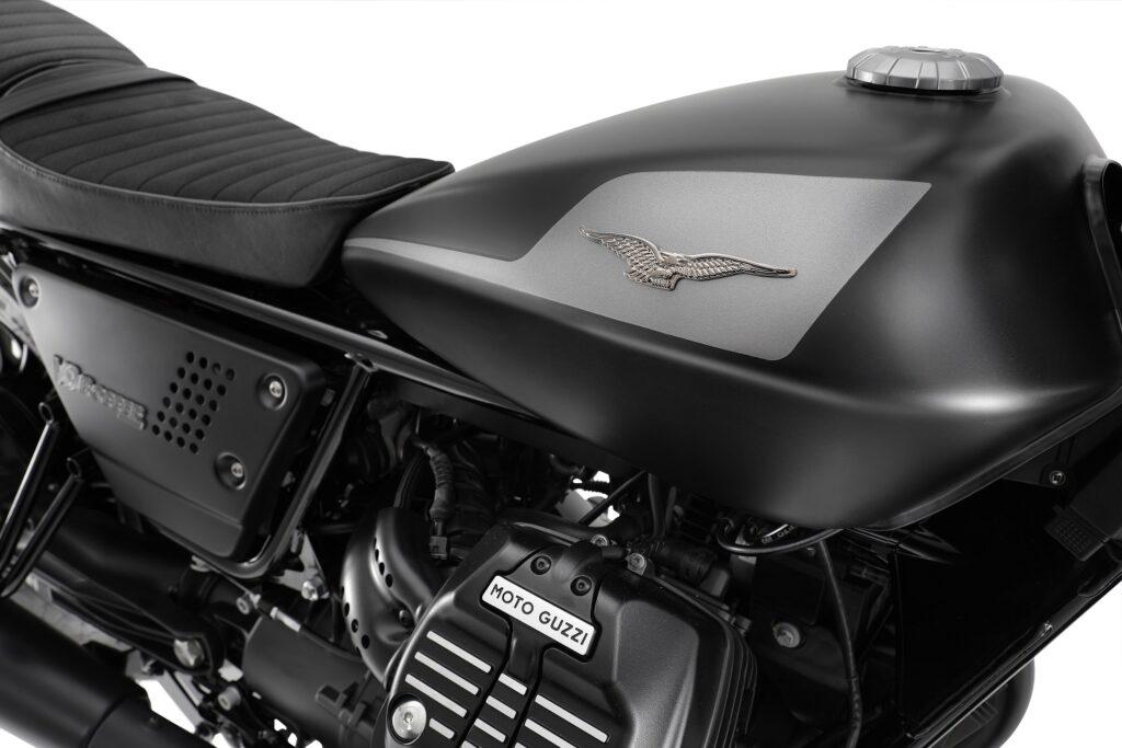 Erősebb lesz a Moto Guzzi V9