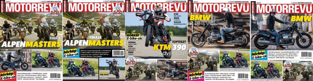 Szavazz a 2021/02 Motorrevü címlapjára!