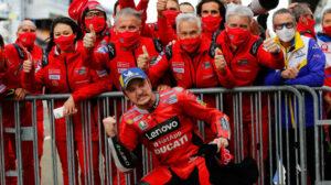 Miller jövőre is a Ducatinál fog versenyezni