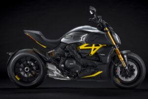 Itt a Ducati Diavel 1260 Black and Steel