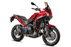 Érkezik a Moto Morini X-Cape 650