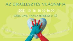 Újraélesztés Világnapja – Program a Magyar Mentőmotor Alapítvány tagjaival