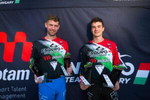 Zsigovits Norbert a 2. helyen várja az EnduroGP szezonzáróját, Szőke Márk dobogós helyekkel tért vissza